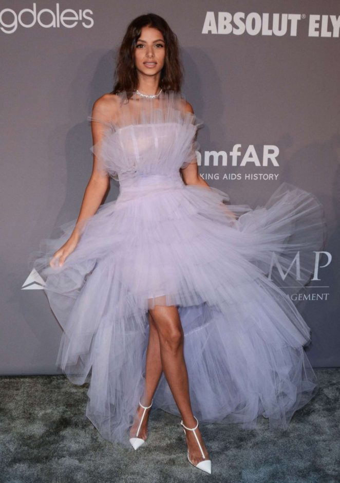 Bruna Lirio - 2018 amfAR Gala in New York