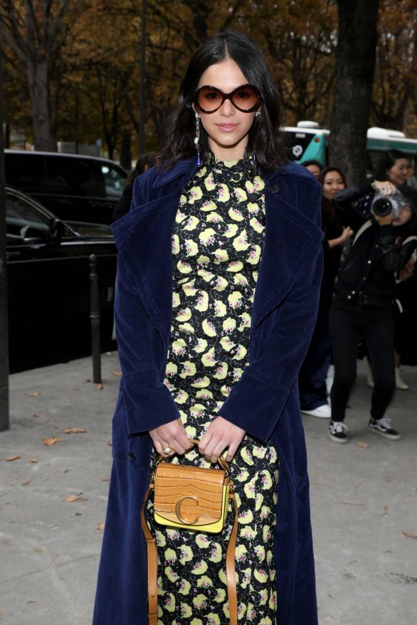 Bruna Marquezine - Chloe Womenswear SS 2020 Show at Paris Fashion Week