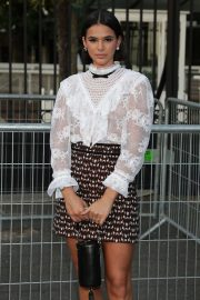 Bruna Marquezine - Leaving the Miu Miu Resort 2020 Show in Paris
