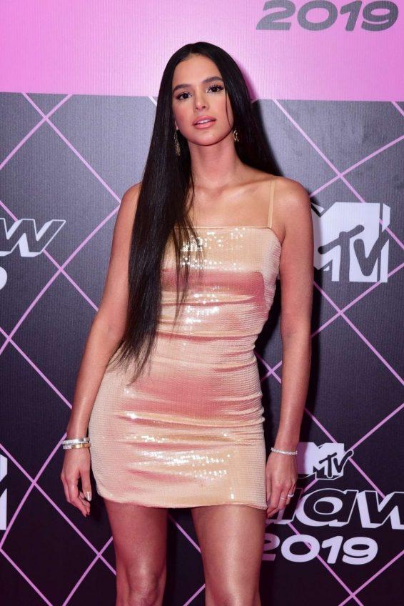 Bruna Marquezine - MIAW MTV 2019 Awards in Sao Paulo