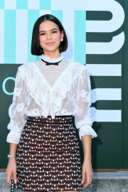 Bruna Marquezine - Miu Miu Club Event at Hippodrome d'Auteuil in Paris