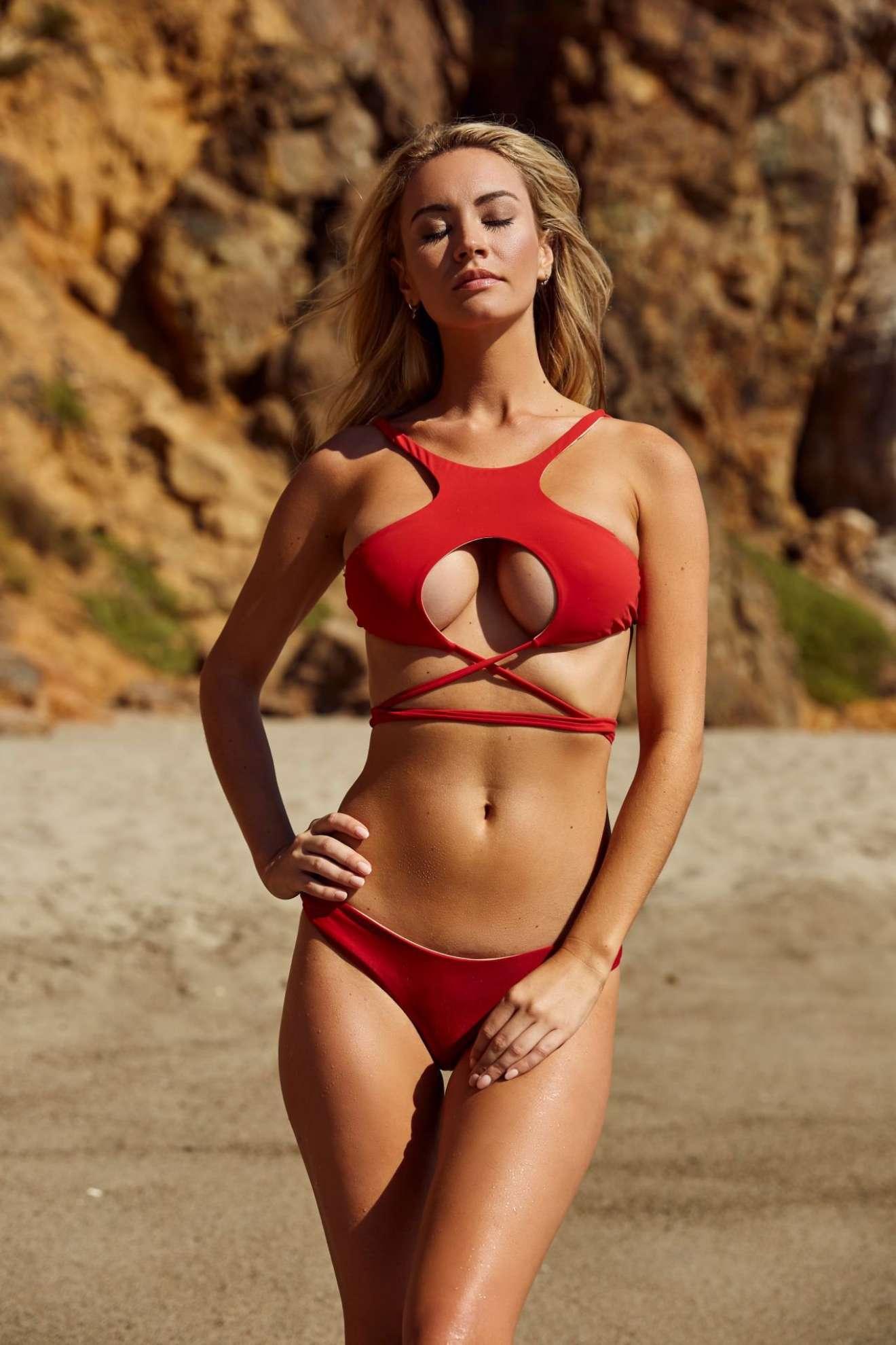 Bryana Holly – Bikini Photoshoot