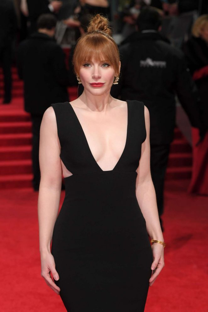 Bryce Dallas Howard - 2017 British Academy Film Awards in London