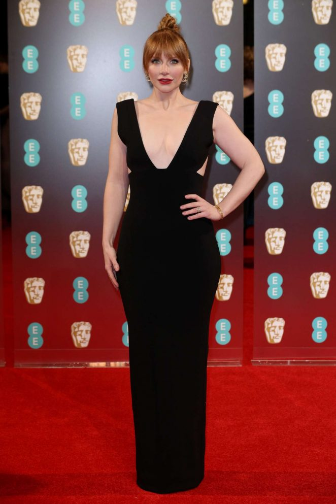 Bryce Dallas Howard: 2017 BAFTA Awards -04