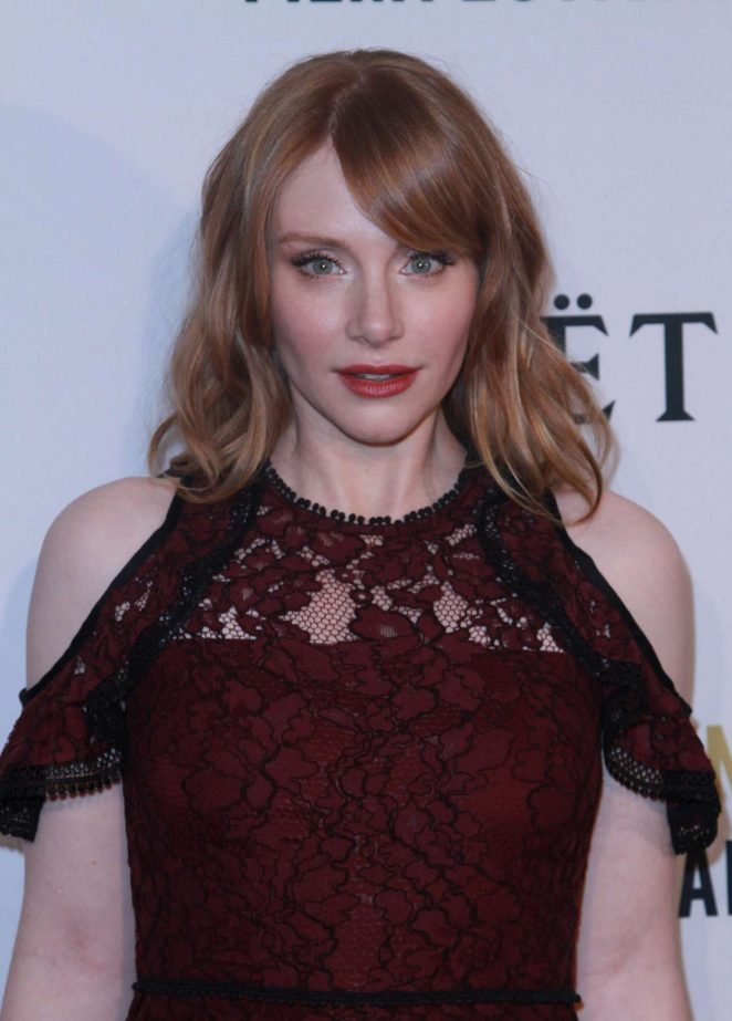 Bryce Dallas Howard: 2018 Moet Moment Film Festival -08