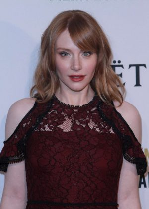 Bryce Dallas Howard - 2nd Annual Moet Moment Film Festival in Los Angeles