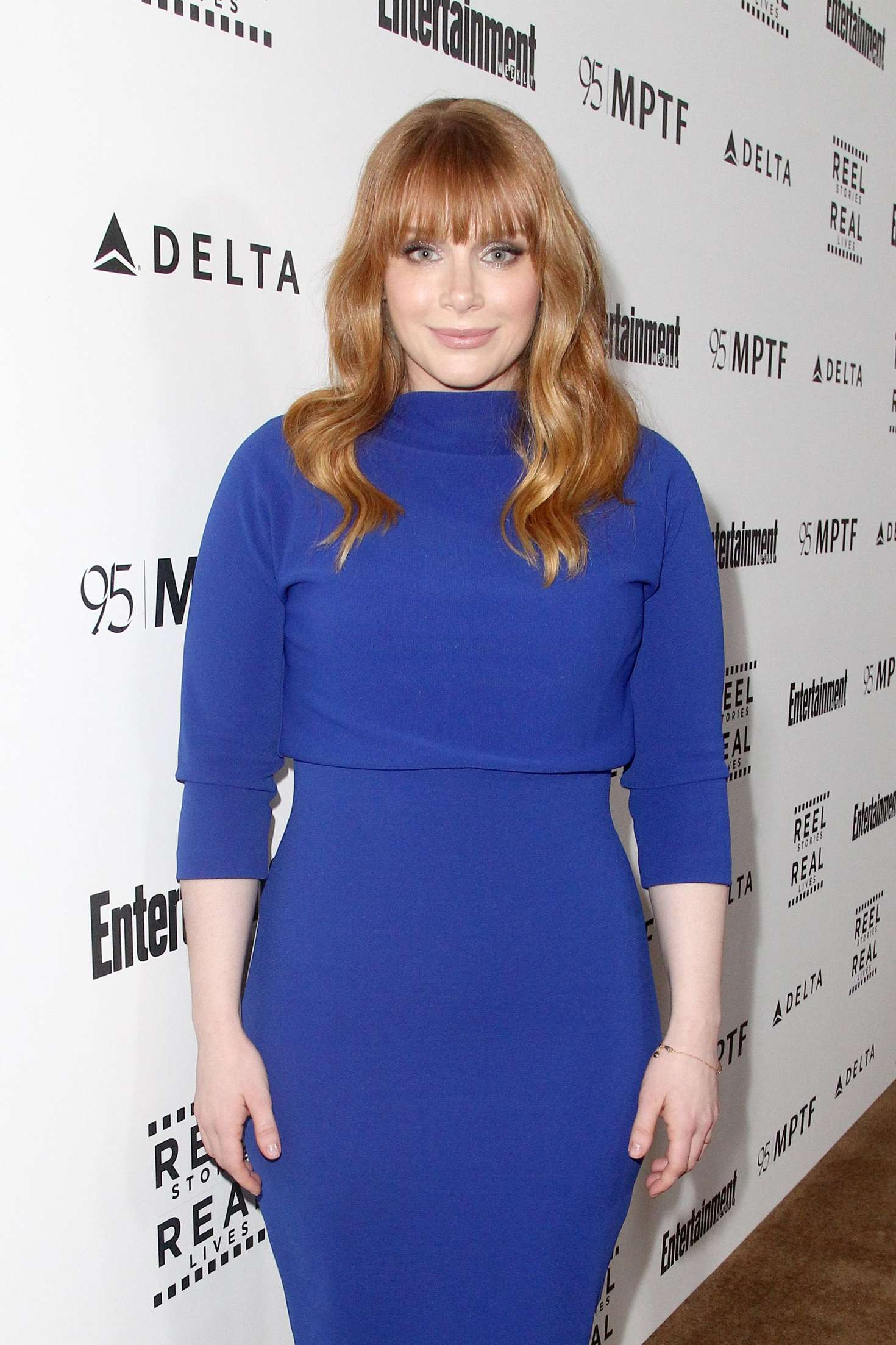 Bryce Dallas Howard - 5th Annual Reel Stories Real Lives Event in Hollywood