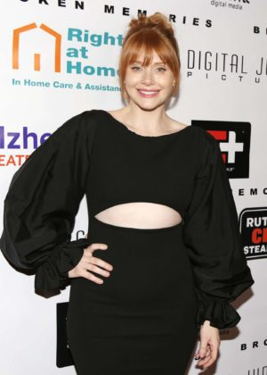 Bryce Dallas Howard - 'Broken Memories' Premiere in Los Angeles