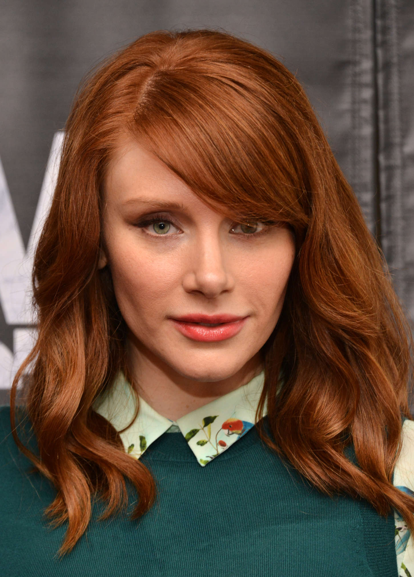 Bryce Dallas Howard: Coffee Talks Actors at 2015 LA Film ...