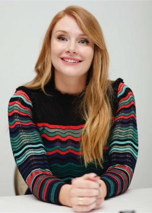 Bryce Dallas Howard - 'Gold' Press Conference in Beverly Hills