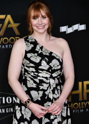 Bryce Dallas Howard - Hollywood Film Awards 2017 in Los Angeles
