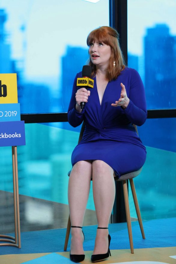 Bryce Dallas Howard - IMDb At Toronto 2019 Presented By Intuit QuickBooks Canada