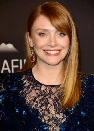 Bryce Dallas Howard - InStyle and Warner Bros. 2016 Golden Globe Awards Post-Party in Beverly Hills