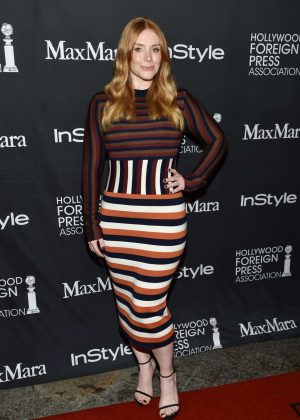 Bryce Dallas Howard - Instyle Hollywood Foreign Press Association Party 2016 in Toronto