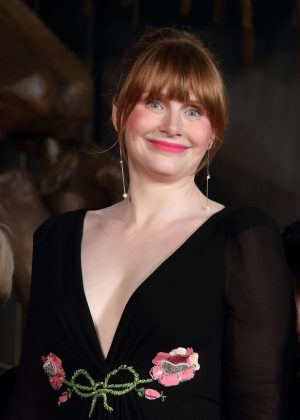 Bryce Dallas Howard - 'Jurassic World, Fallen Kingdam' Premiere in Tokyo