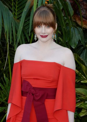 Bryce Dallas Howard - 'Jurassic World: Fallen Kingdom' Premiere in Los Angeles