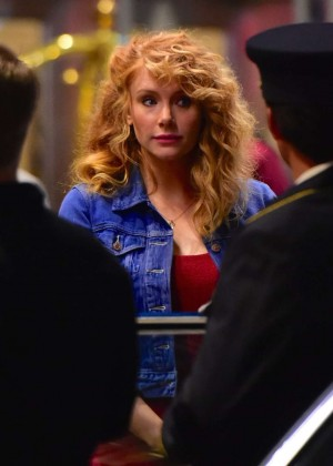 Bryce Dallas Howard on 'Gold' Set in New York