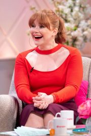 Bryce Dallas Howard - On The Lorraine TV Show in London