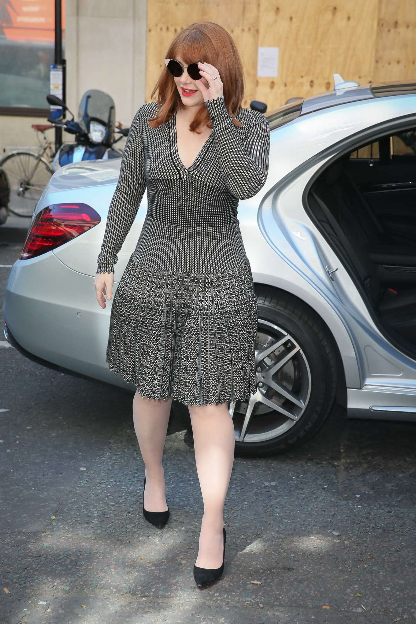 Bryce Dallas Howard 2019 : Bryce Dallas Howard: Out and about in London-06