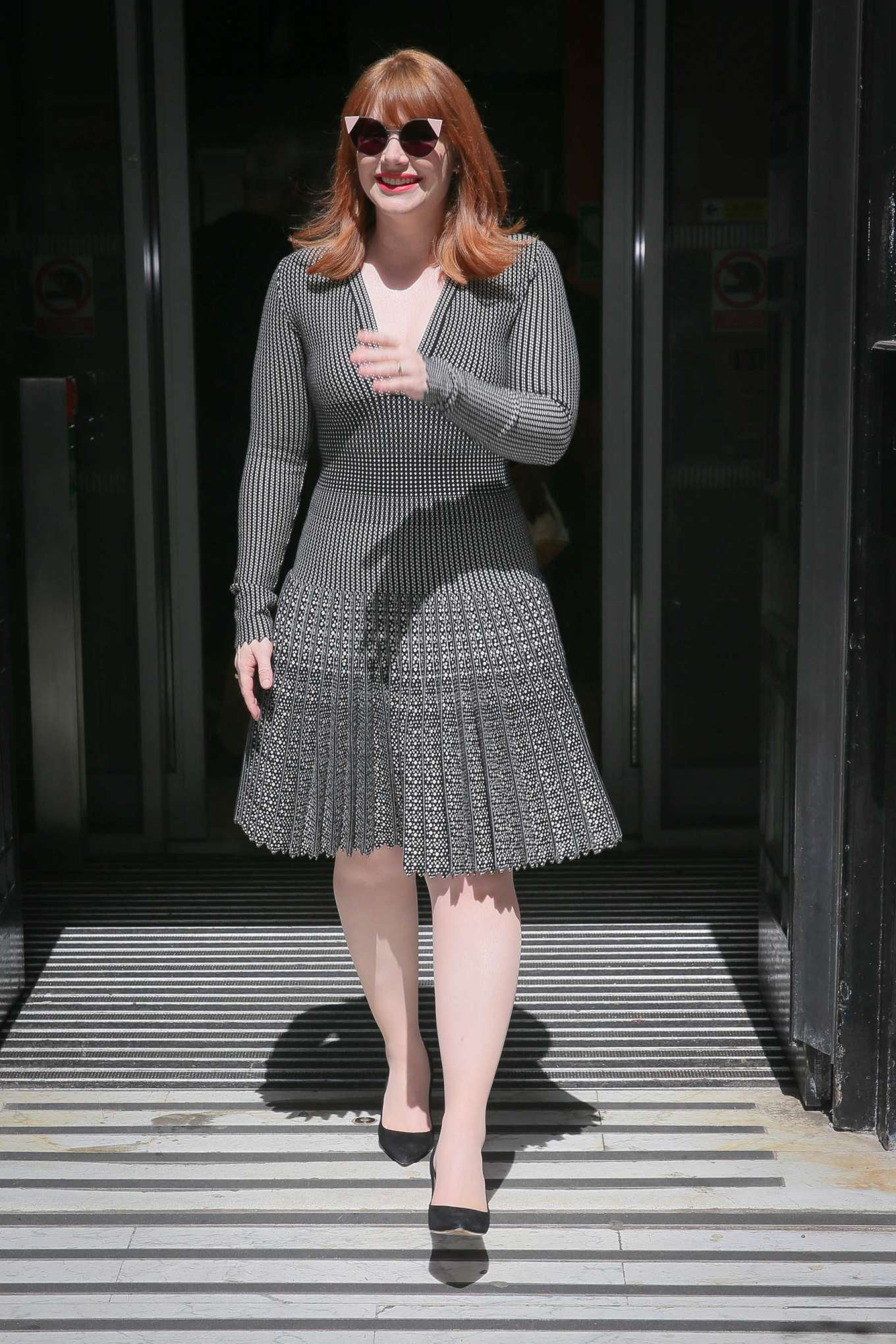Bryce Dallas Howard 2019 : Bryce Dallas Howard: Out and about in London-12