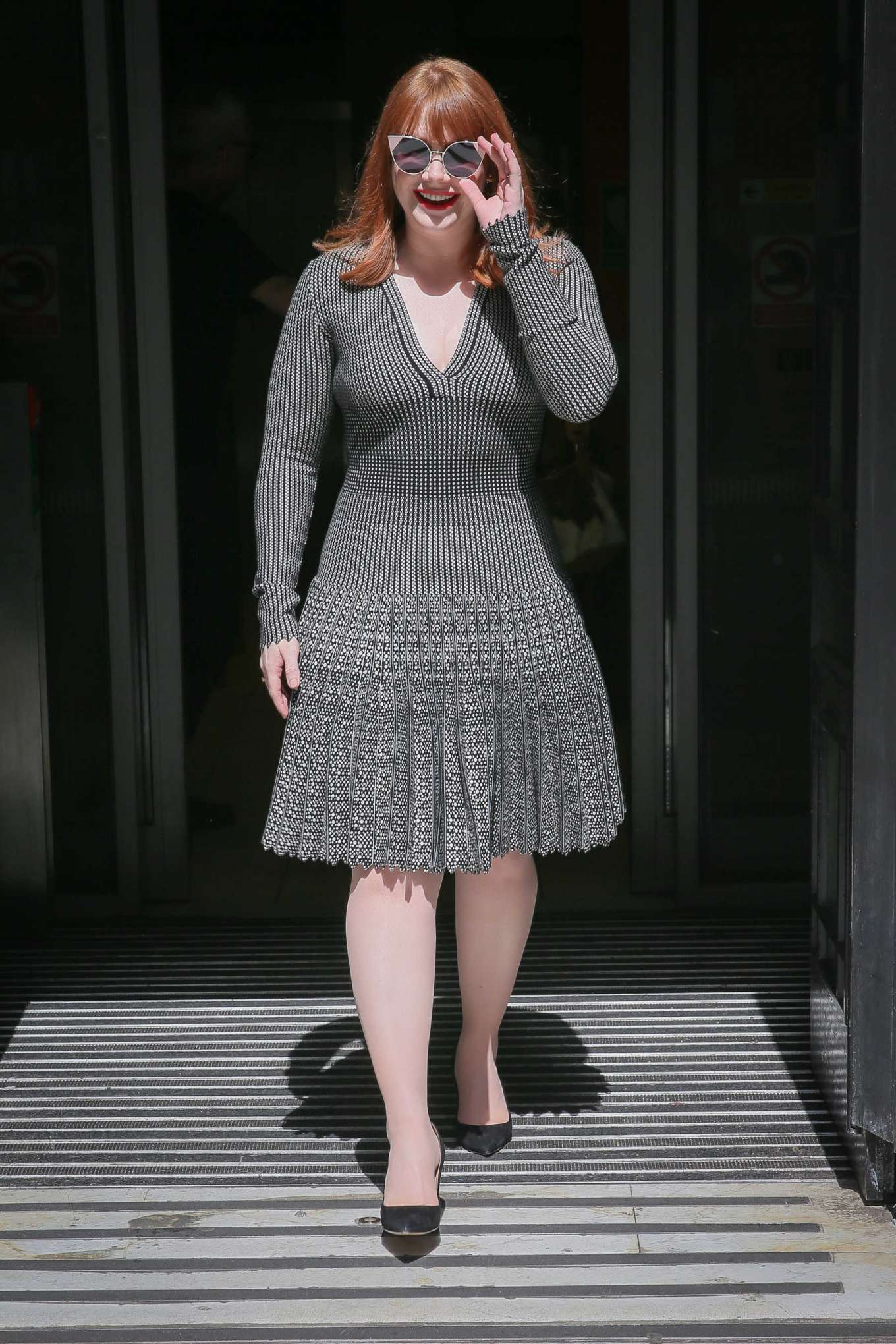 Bryce Dallas Howard 2019 : Bryce Dallas Howard: Out and about in London-13