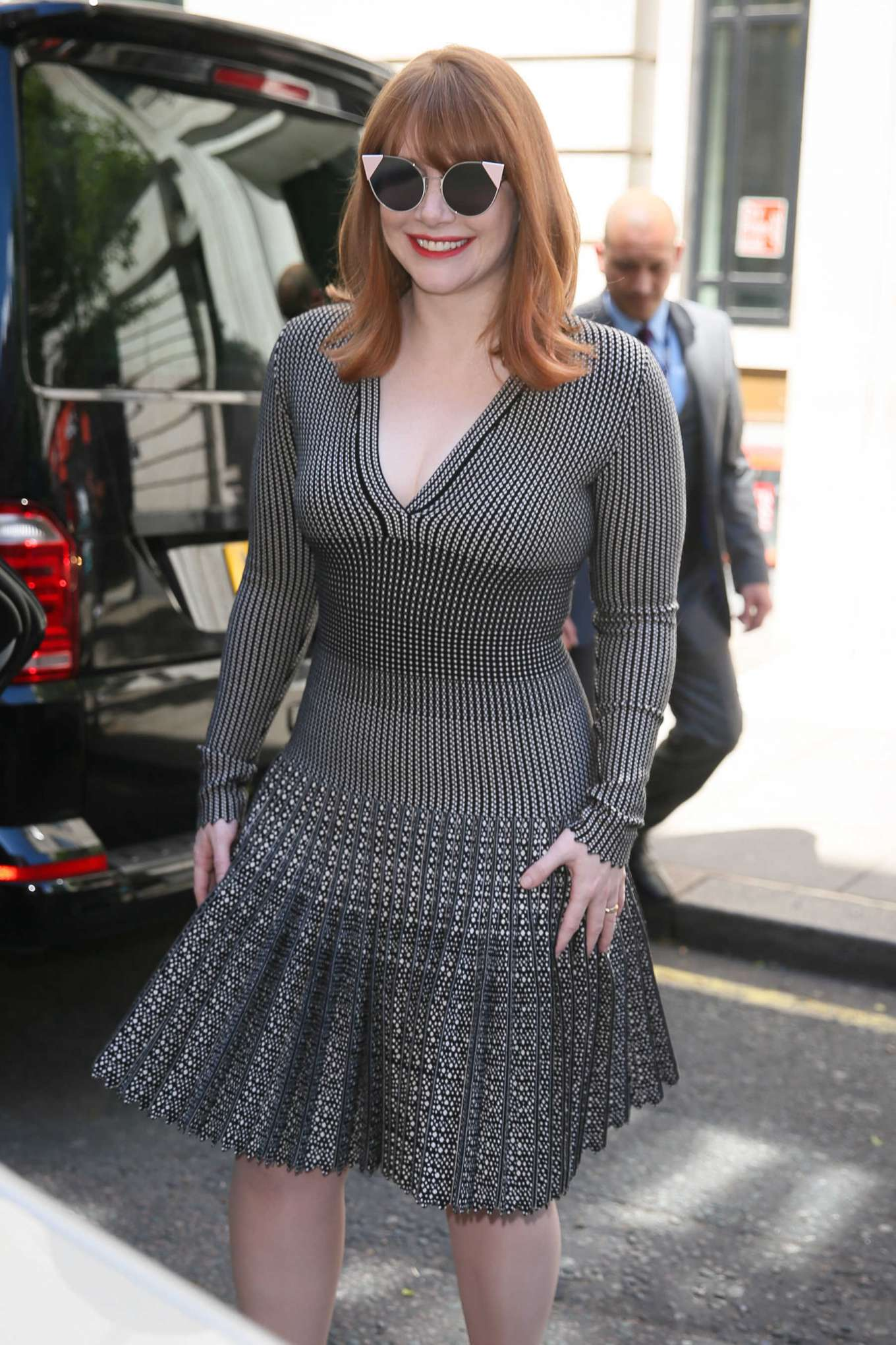 Bryce Dallas Howard 2019 : Bryce Dallas Howard: Out and about in London-15
