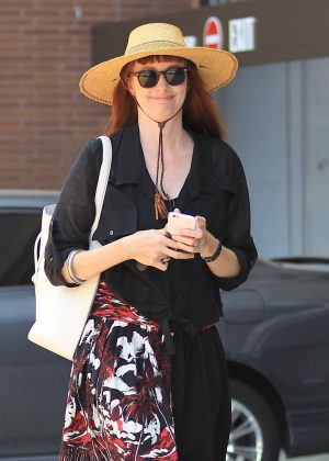 Bryce Dallas Howard out in Los Angeles