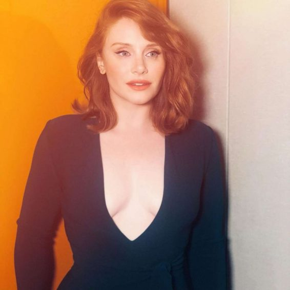 Bryce Dallas Howard - Portraits for Grand Celebration Opening of Jurassic World: The Ride 2019