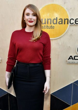 Bryce Dallas Howard - Sundance Institute Night Before Next benefit in Los Angeles
