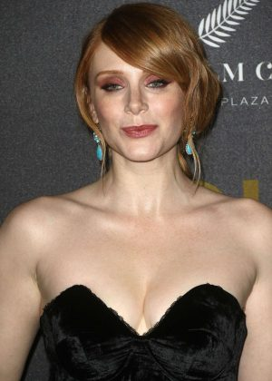 Bryce Dallas Howard - 'The GOLD' Premiere in New York
