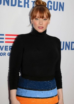 Bryce Dallas Howard - 'Under The Gun' Premiere in Beverly Hills