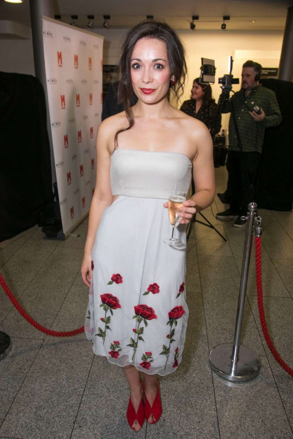 Bryony Corrigan - 'Groan Ups' After Party in London