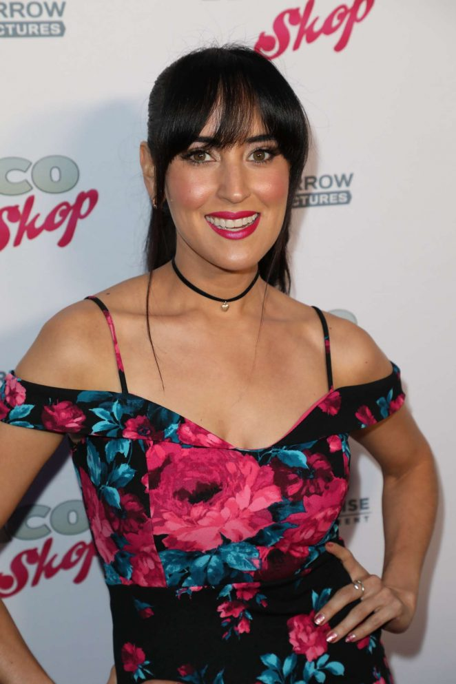 Burgandi Phoenix - 'Taco Shop' Premiere in Los Angeles