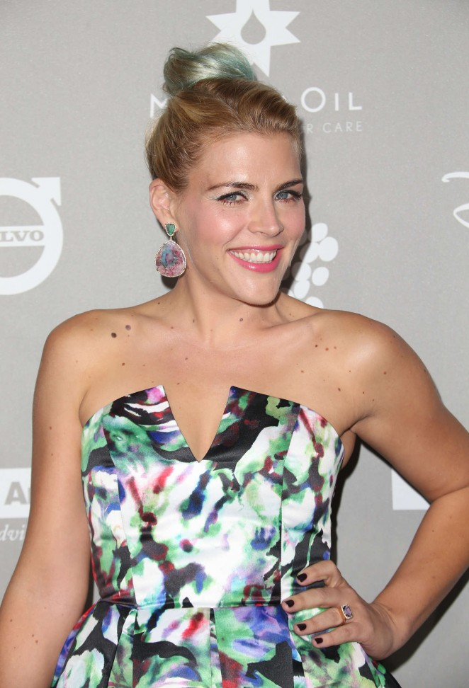 Busy Philipps – 2015 Baby2Baby Gala in Culver City