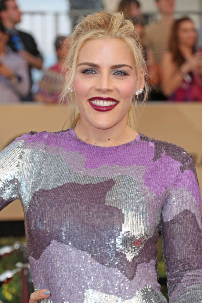 Busy Philipps - 2017 Screen Actors Guild Awards in Los Angeles