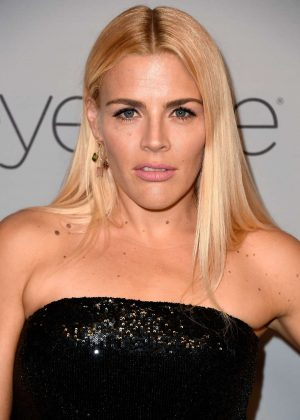 Busy Philipps - 2018 InStyle and Warner Bros Golden Globes After Party in LA