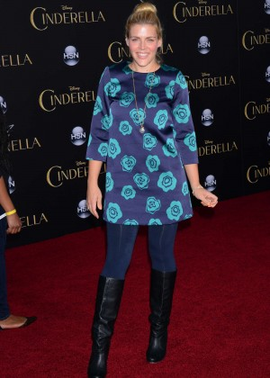 "Busy Philipps - ""Cinderella"" Premiere in Hollywood"