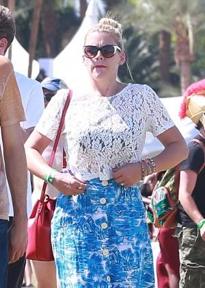 Busy Philipps - Coachella Music Festival in Indio
