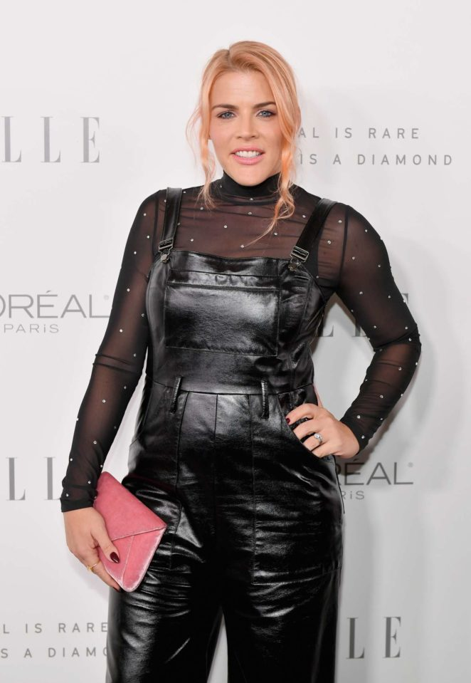 Busy Philipps: ELLEs 24th Annual Women in Hollywood Celebration -08