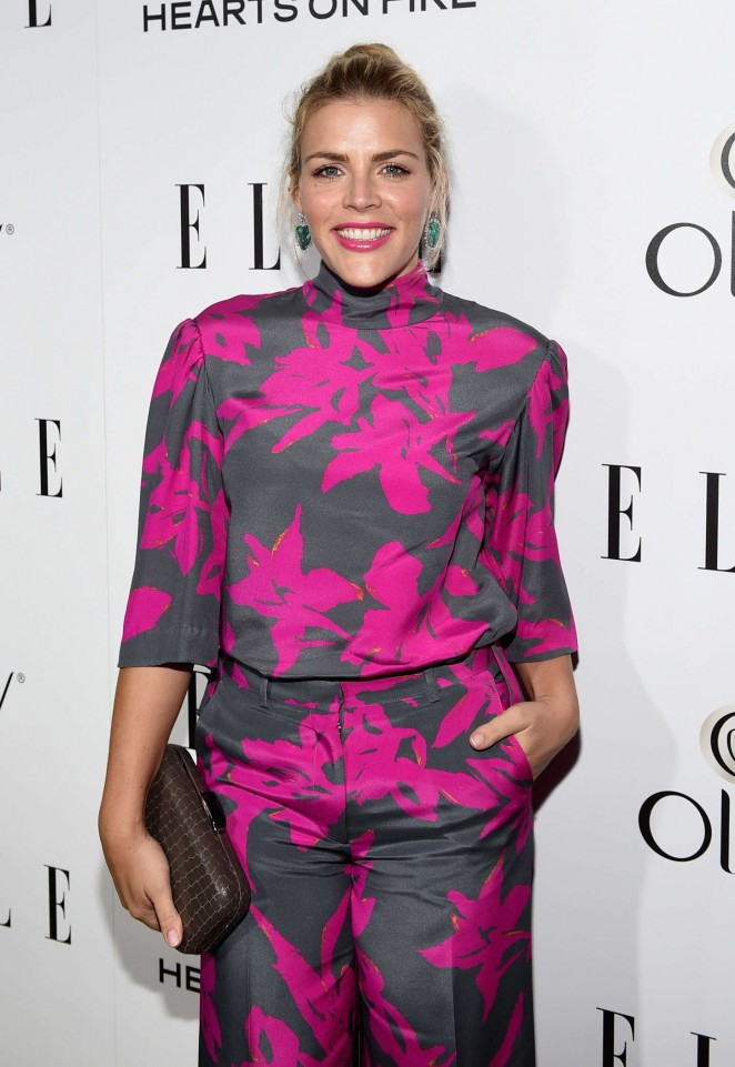 Busy Philipps - ELLE's Annual Women in Television Celebration 2015