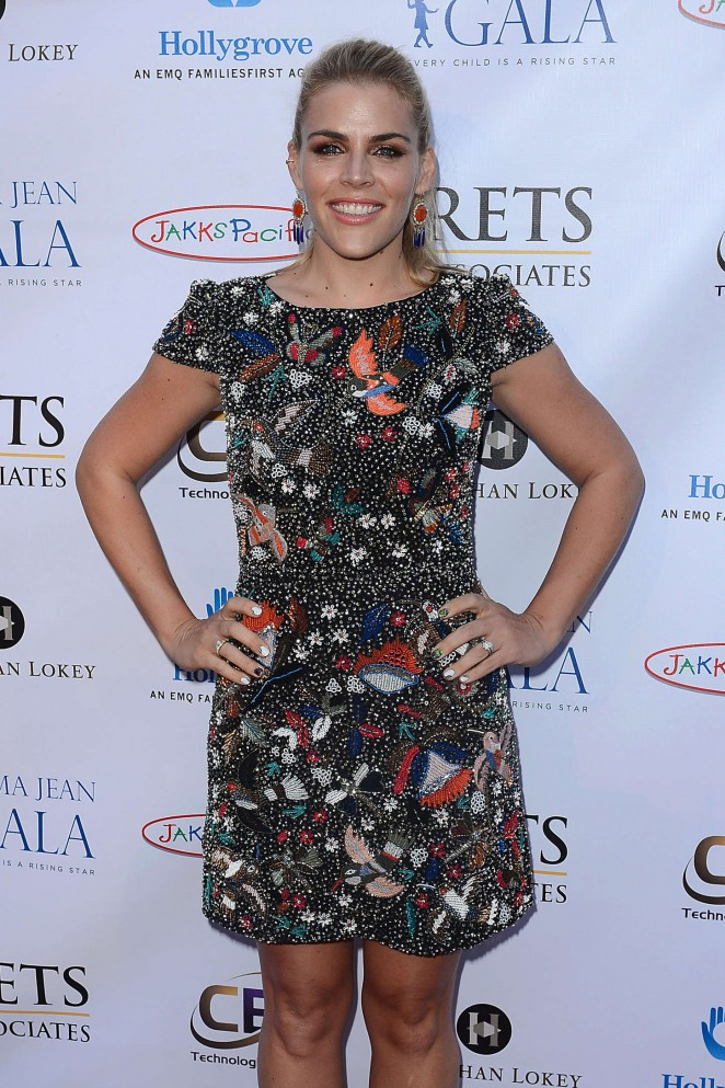 Busy Philipps - Hollygrove Hosts 4th Annual Norma Jean Gala in Hollywood
