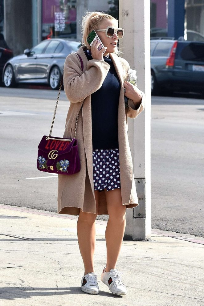 Busy Philipps – Out and about in West Hollywood