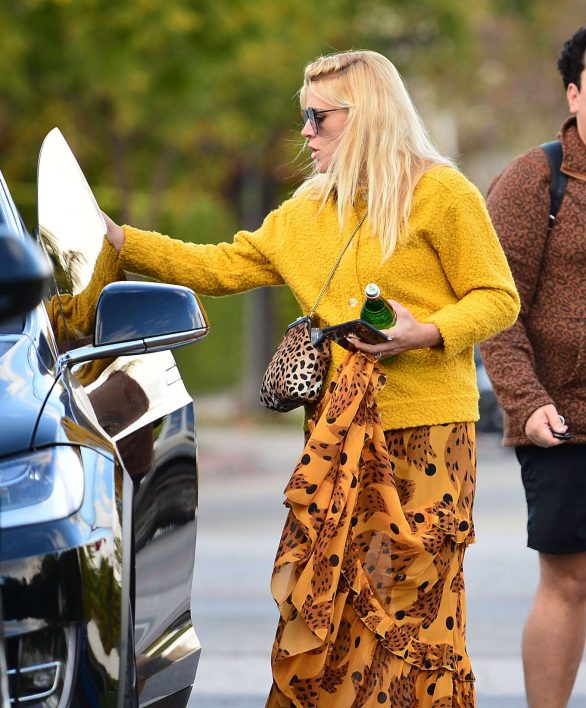Busy Philipps - Out in Los Angeles