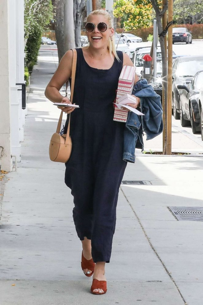 Busy Philipps Out in West Hollywood