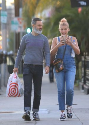 Busy Philipps - Out in West Hollywood