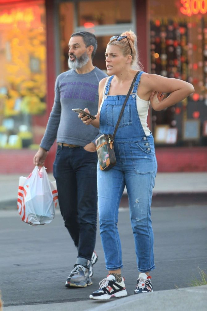 Busy Philipps – Out in West Hollywood