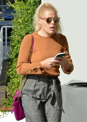 Busy Philipps - Out Shopping in West Hollywood
