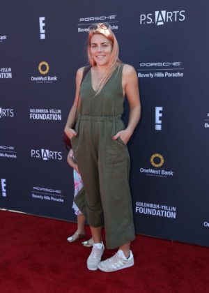 Busy Philipps - P.S. ARTS Express Yourself 2017 in Santa Monica