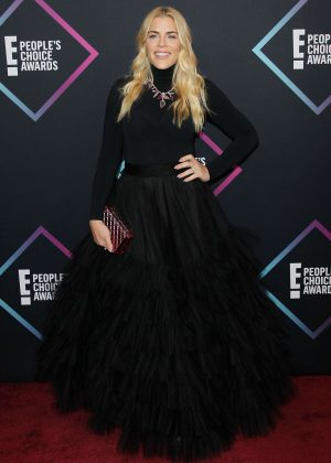 Busy Philipps - People's Choice Awards 2018 in Santa Monica