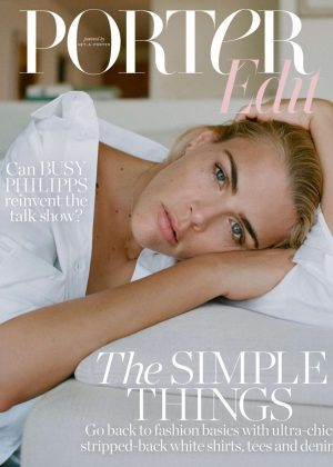 Busy Philipps - The Edit by Net-A-Porter (July 2018)